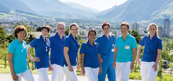 Kantonsspital Graubünden Frauenklinik Fontana sucht Hebamme